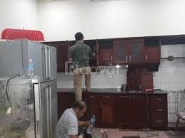 Sửa chữa tủ bếp quận Long Biên giá thấp Phú Nam