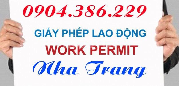 Làm Work Permit tại Nha Trang