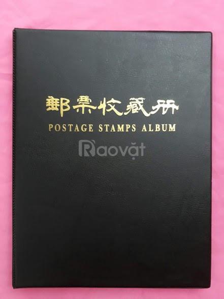 Album đựng 500 con tem của PCCB Đài Loan (ảnh 4)