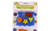 Bộ đồ chơi xếp hình khối trí tuệ Pamama P0111