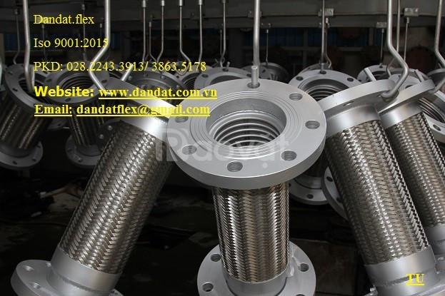 Cung cấp các sản phẩm ống dẫn nước nóng lạnh, khớp nối mềm chống rung