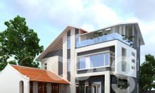 Thiết kế biệt thự hiện đại đẹp, biệt thự Quảng Ninh