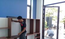 Vệ sinh trọn gói nhà mới xây Phú Cường