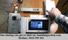 Dịch vụ sửa chuông cửa tại Hà Nội uy tín, giá rẻ