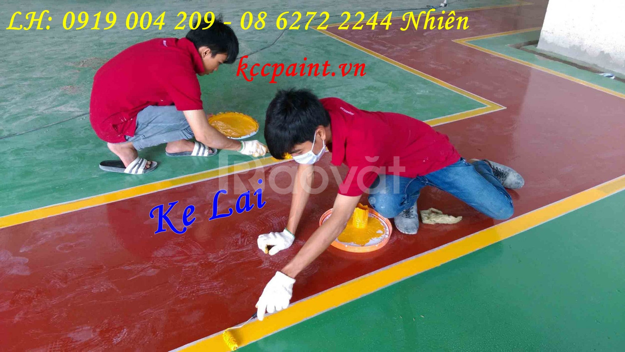 Sơn lăn ET5660 D40434 Epoxy Coating giá rẻ Bắc Ninh (ảnh 5)
