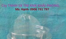 Ly nhựa Pet đáy bầu 360ml và ly nhựa Pet đáy bầu 500ml