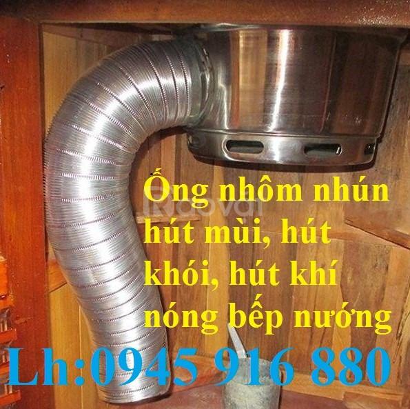 Ống hút bụi chịu nhiệt D100, D125, D150, D200, D250, D300