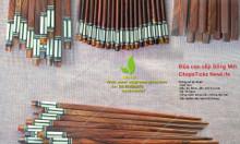 Đũa gỗ cẩm lai cao cấp
