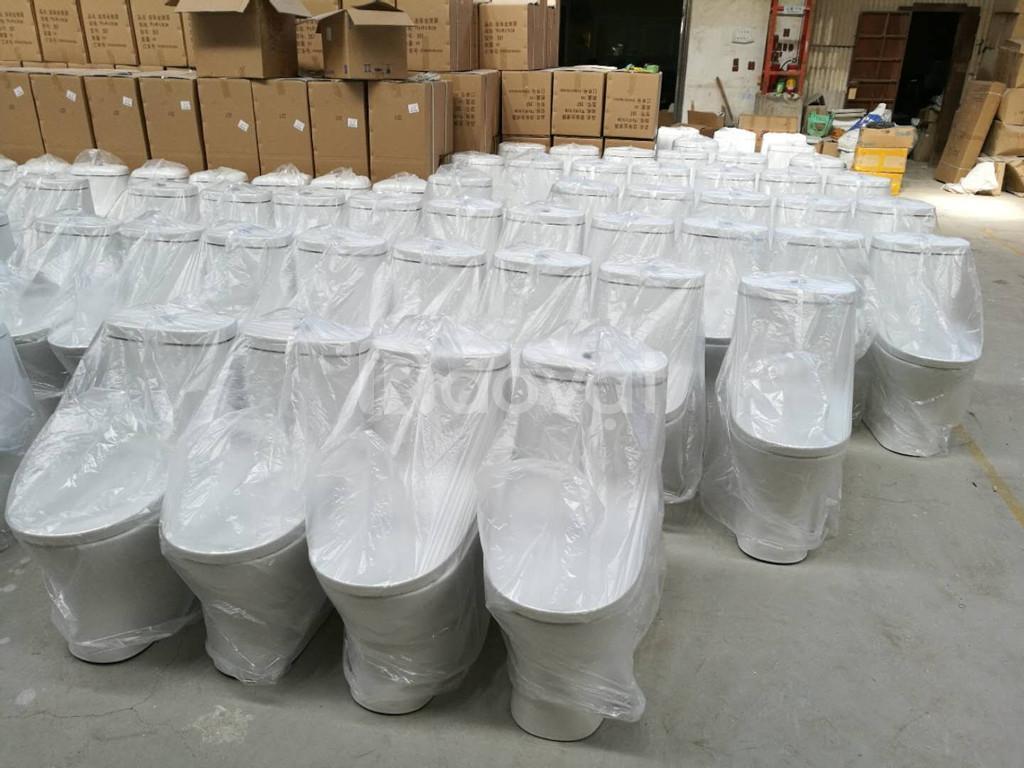 Nhà phân phối bồn cầu 1 khối cao cấp tại miền nam (ảnh 1)