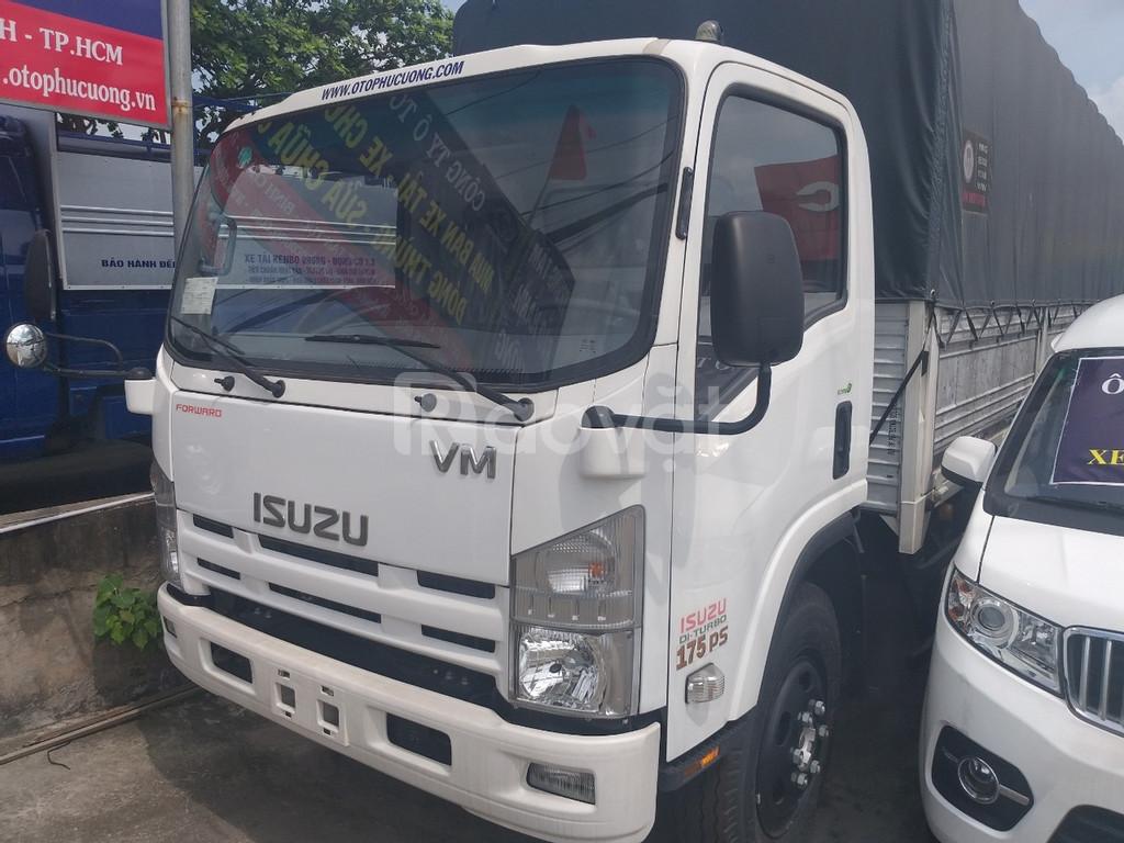 Xe tải Isuzu 8T2 - trả trước 100tr - mới 100%  - giao ngay (ảnh 1)