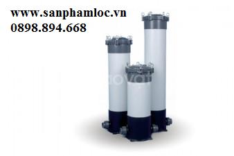 Bình lọc nhựa UPVC dùng trong lọc thực phẩm