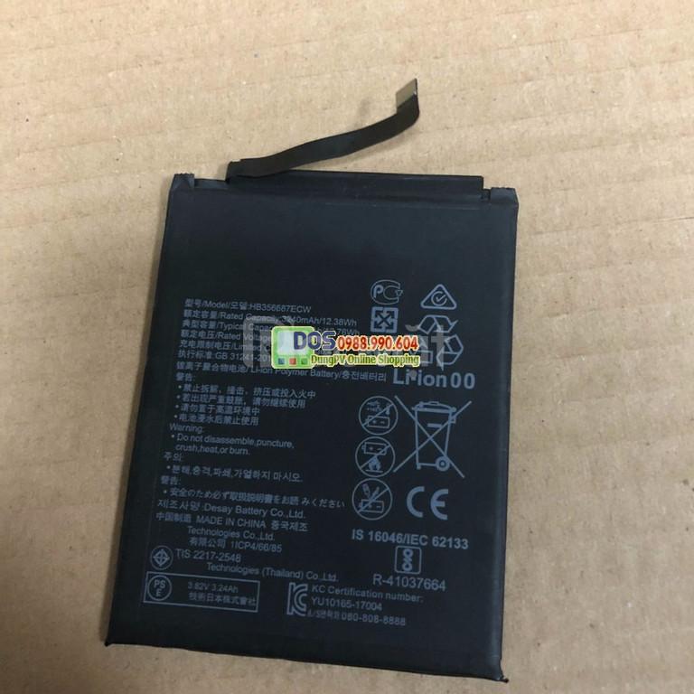 Thay pin điện thoại Huawei Nova 2i chính hãng
