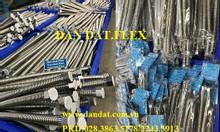 Dây cấp nước mềm, dây dẫn nước inox, ống mềm dẫn nước inox (Dân Đạt)