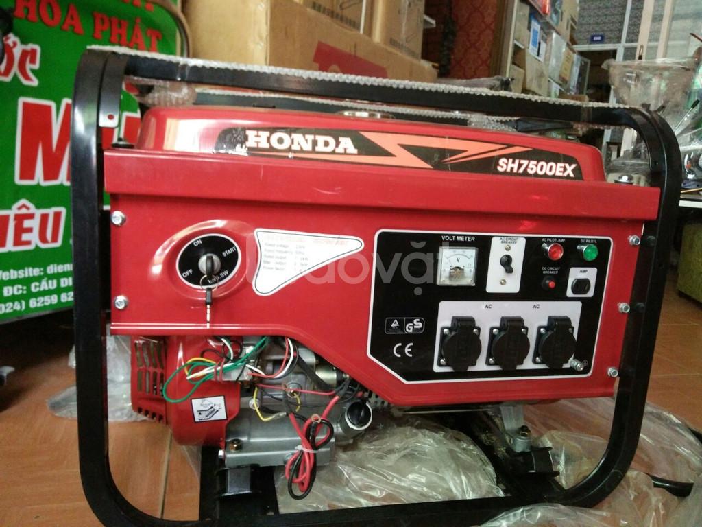Máy phát điện Honda SH 7500CX bán rẻ như bán buôn