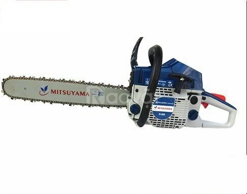 Ở đâu bán máy cưa xích giá rẻ, máy cưa gỗ Mitsuyama chính hãng