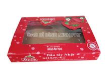 In hộp carton đựng dâu tây giá rẻ tại TPHCM