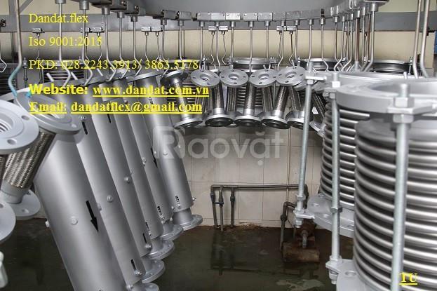 Gia công dây cấp nước inox 304, ống mềm dẫn nước nóng lạnh