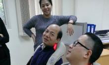 Đai khoác vai, máy massage xoa bóp ấn huyệt giảm đau Nhật Bản
