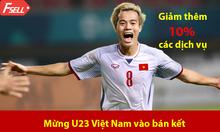 Đăng tin bán nhà MIỄN PHÍ mừng U23 Việt Nam vào bán kết Asiad