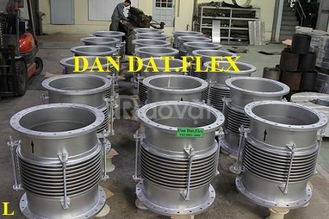 Khớp co giãn nhiệt inox, khớp giãn nở inox, khớp co giãn inox 304