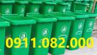 Nơi bán thùng rác 120 lít 240 lít 660 lít giá rẻ Nam Định (ảnh 1)