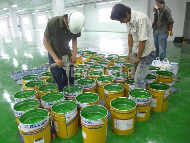 Chuyên cung cấp sơn nước Rainbow SA2000 giá tốt cho công trình