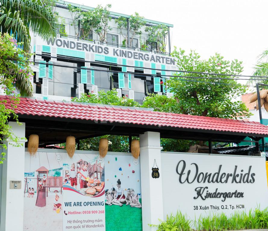 Top 5 trường mầm non song ngữ tốt tại Thảo Điền quận 2