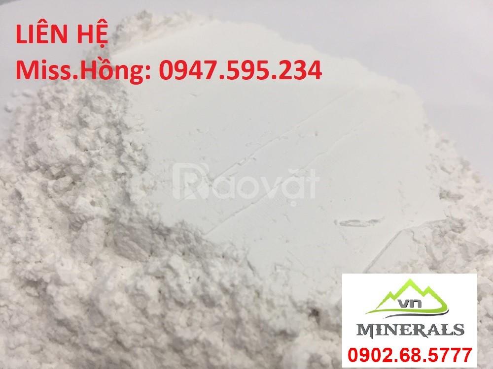 Bột khoáng trộn bê tông nhựa nóng