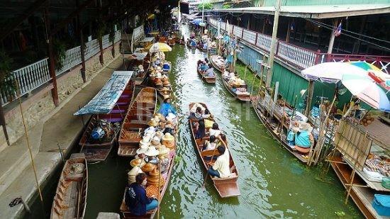 Giá vé máy bay đi Thái Lan khứ hồi 2018