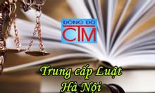 Trường trung cấp luật Hà Nội xét tuyển hệ chính quy ngắn hạn