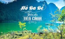 Du lịch Hồ Ba Bể - Thác Bản Giốc trọn gói dịp 2/9 này