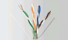 Cáp mạng lan chống nhiễu cat.5e ftp chịu nhiệt -10°c – 75°c