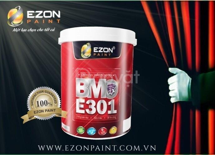 Sơn cao cấp ngoại thất Ezon BMO E301 (ảnh 1)