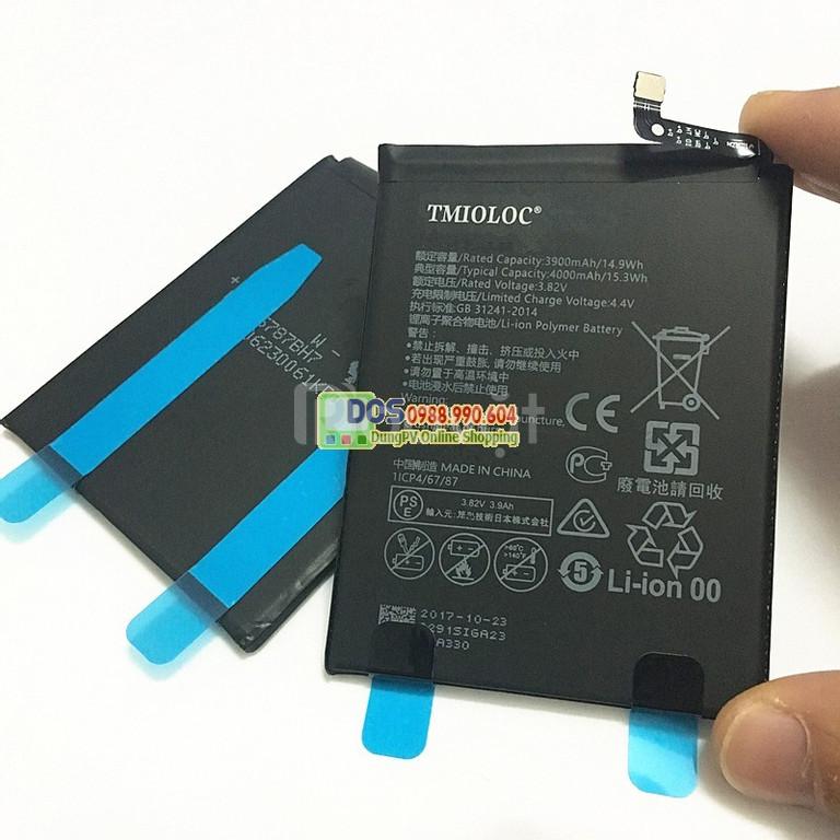 Pin, màn hình cảm ứng Huawei Y7 Prime chính hãng