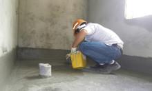 Biện pháp thi công sửa chữa chống thấm