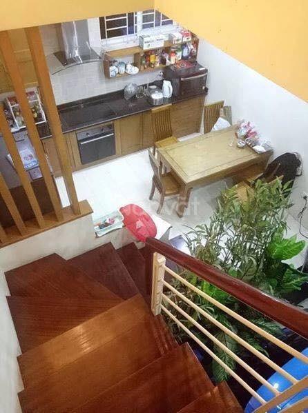 Bán nhà 32m2, 4 tầng phố Tôn Đức Thắng, mới đẹp, 2 mặt thoáng, giá 2.3 (ảnh 1)