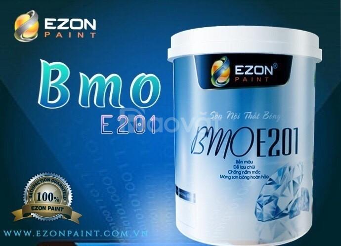 Sơn cao cấp nội thất BMO E201 (ảnh 1)