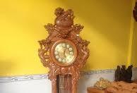 Đồng hồ cây nghê đỉnh