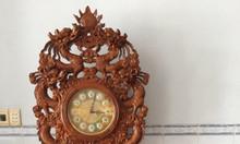 Đồng hồ cây tứ linh