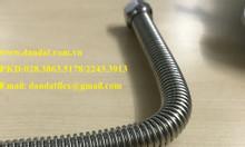 Dây dẫn nước nóng lạnh inox 304, dây dẫn nước mềm inox 304
