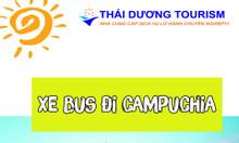 Bán vé xe đi Mộc Bài đóng dấu Visa - Công ty du lịch Thái Dương