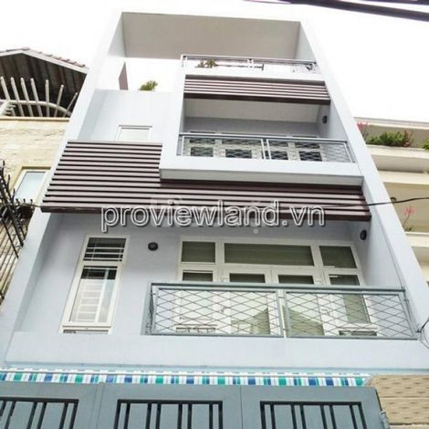 Bán nhà phố quận 1 Nguyễn Đình Chiểu 6.5mx20m 4 tầng có sổ hồng (ảnh 1)