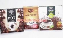 Xưởng in ấn hộp giấy đựng cafe uy tín chất lượng với giá tốt tại TPHCM