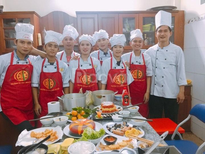 Học nấu ăn cấp chứng chỉ, khóa nấu ăn sơ cấp Đà Nẵng