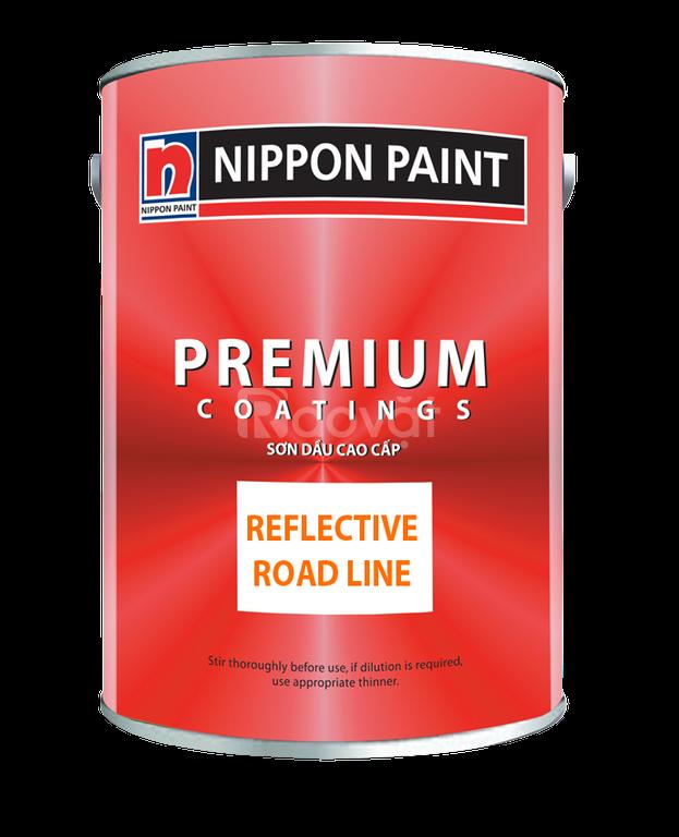 Cửa hàng chuyên cung cấp sơn chống rỉ Nippon cho sắt thép màu đỏ