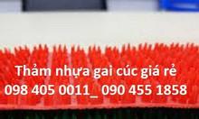 Thảm nhựa gai hoa cúc chống trơn chất lượng cao