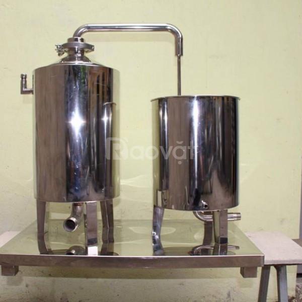 Nồi nấu rượu 20kg tại TP.HCM