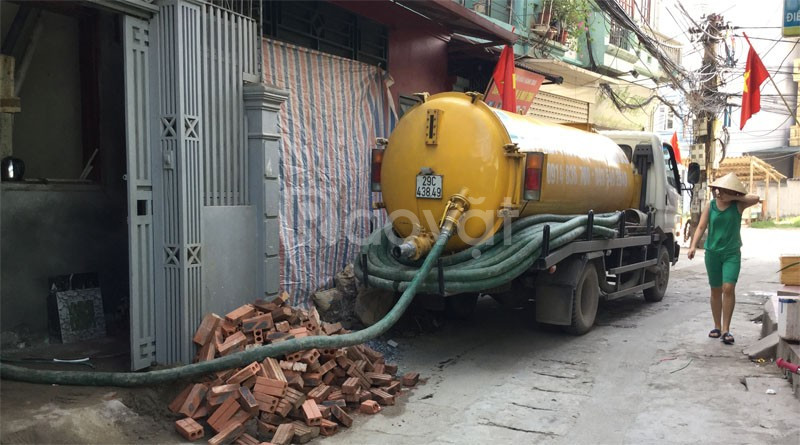 thợ thông tắc tại các hộ gia đình Hà Nội (ảnh 4)