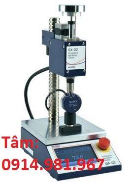 Máy đo độ cứng cao su tự động GX-02 Teclock Việt Nam
