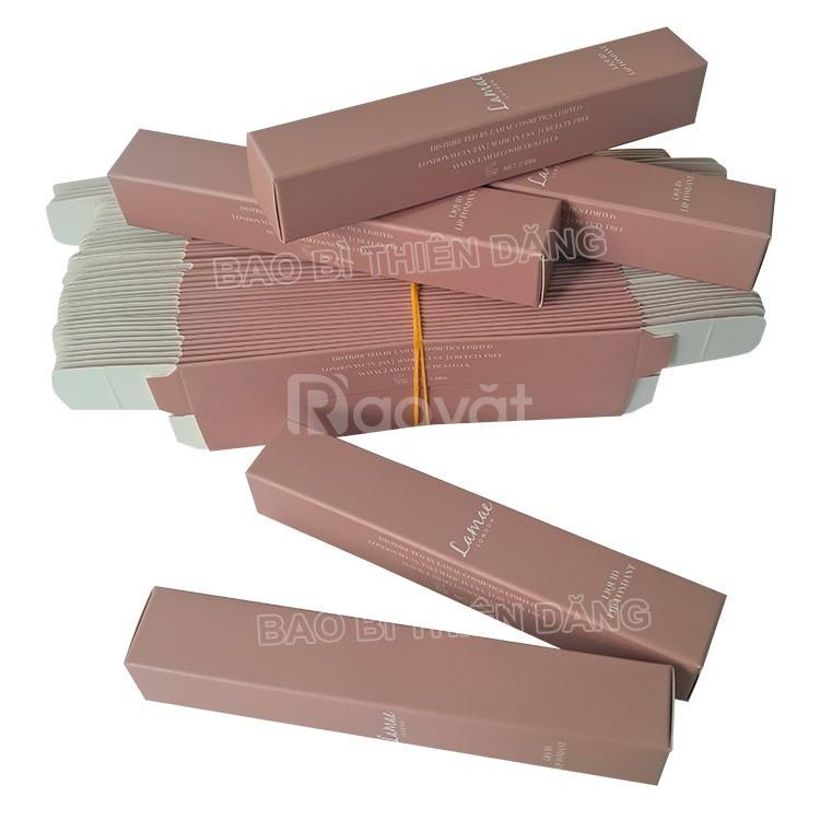 Sản xuất hộp giấy đựng mỹ phẩm đẹp, sang trọng giá rẻ tại HCM (ảnh 6)